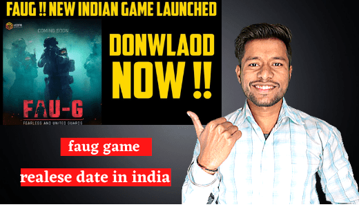 faug game launched in india | fauji released in india